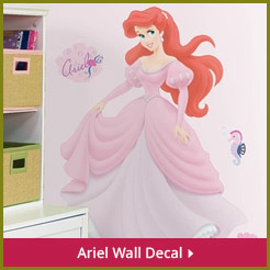 Ariel Wall Decal