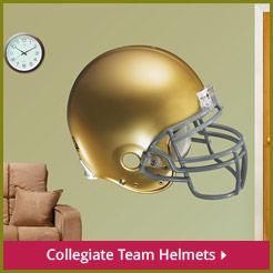 FatHead Collegiate Team Helmets