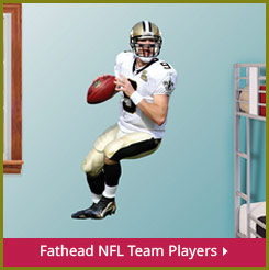 FatHead NFL Team Players