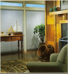 Graber Even Pleated Lined Room Darkening Shades